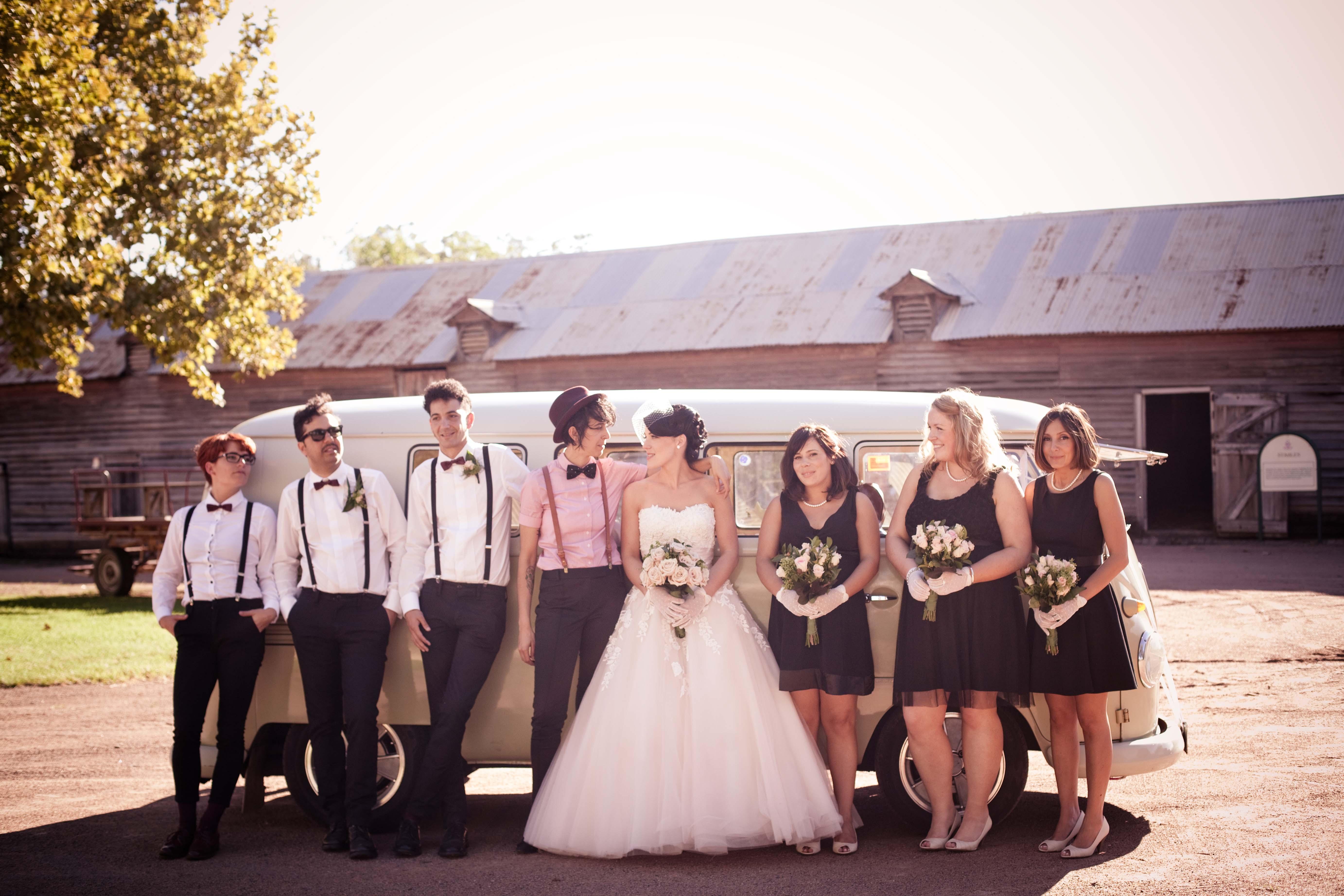 Our Wedding – Tan & Cushla – Two Birds Nest